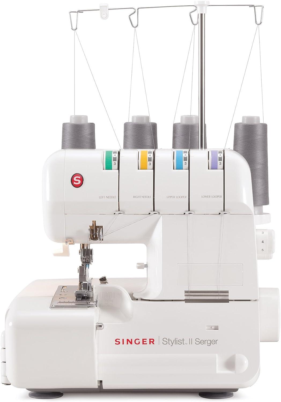 SINGER Stylist II - Máquina de coser (Máquina de coser automática ...