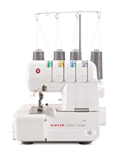 SINGER 14J250 Stylist II Serger Sewing Machine