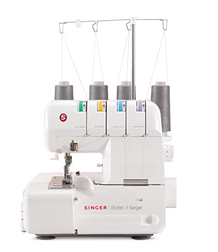Amazon SINGER Sewing Machine 40J40 Stylist II Serger Overlock Classy Overlock Sewing Machine Singer
