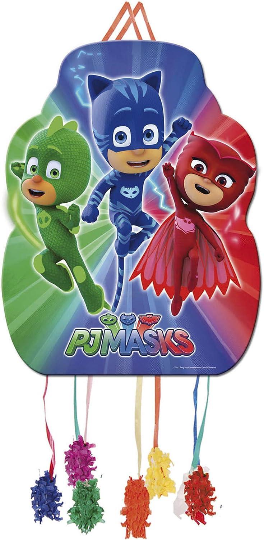 PJ Masks Piñata para decoración de fiestas (Verbetena 016001320)