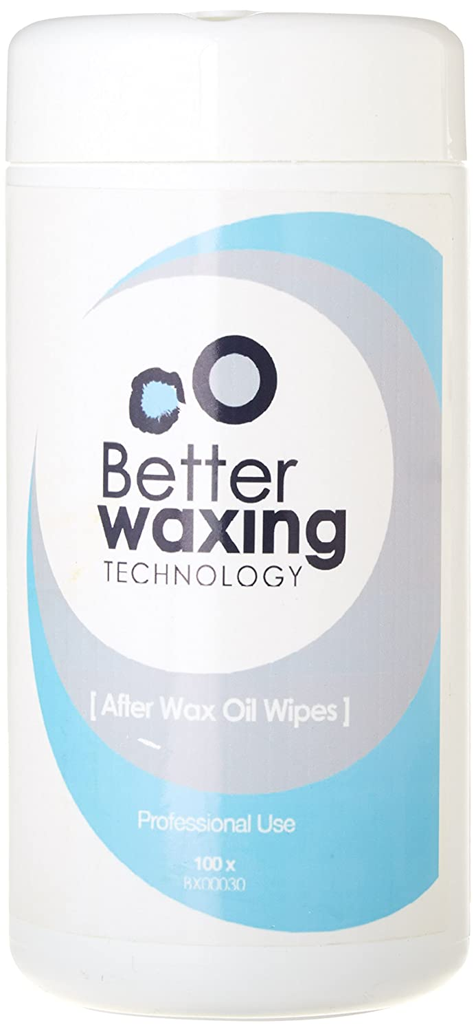 BWT After Wax Oil Wipes 100pcs BX00030 Better Waxing 900142