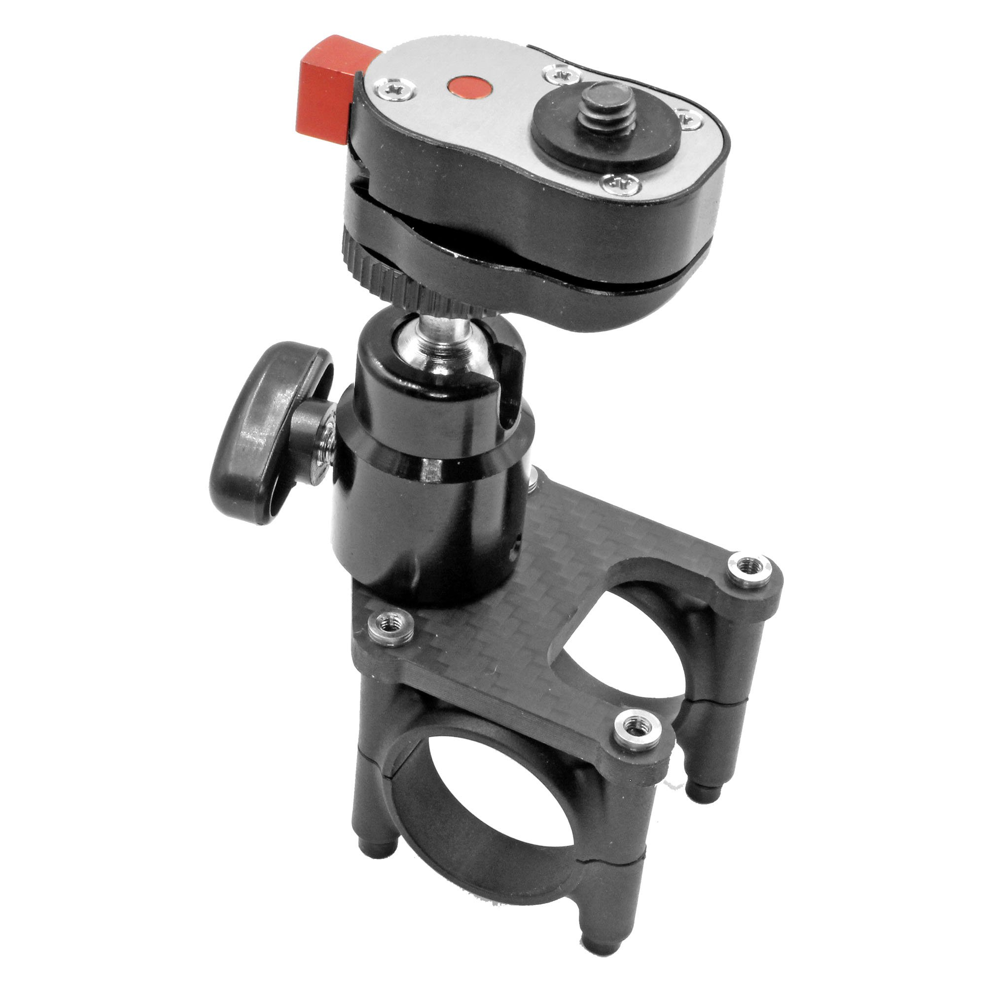 GyroVu Monitor Mount with Quick Release Plate for DJI Ronin-M / Freefly MoVI
