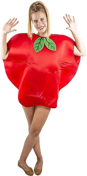 Costumizate! Disfraz de Manzana Adulto Especial para Fiestas de ...