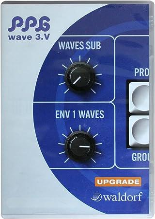 Waldorf PPG Wave 3.v Upgrade | Studio de software de VST de ...