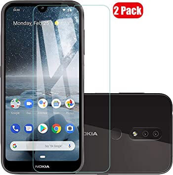 Voviqi Protector Pantalla Nokia 4.2, Cristal Templado Nokia 4.2 ...