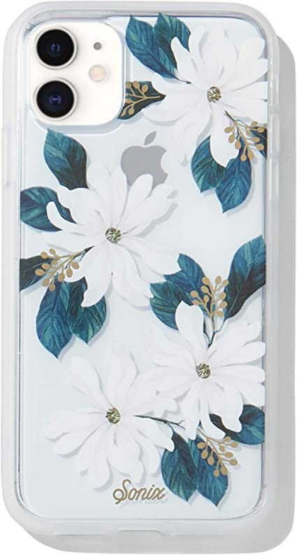 iPhone X Case Vintage Floral iPhone 11 Case Blue Hydrangea Flowers iPhone Case iPhone XS Max 7 plus 8 plus iPhone XR Case 11 pro Max