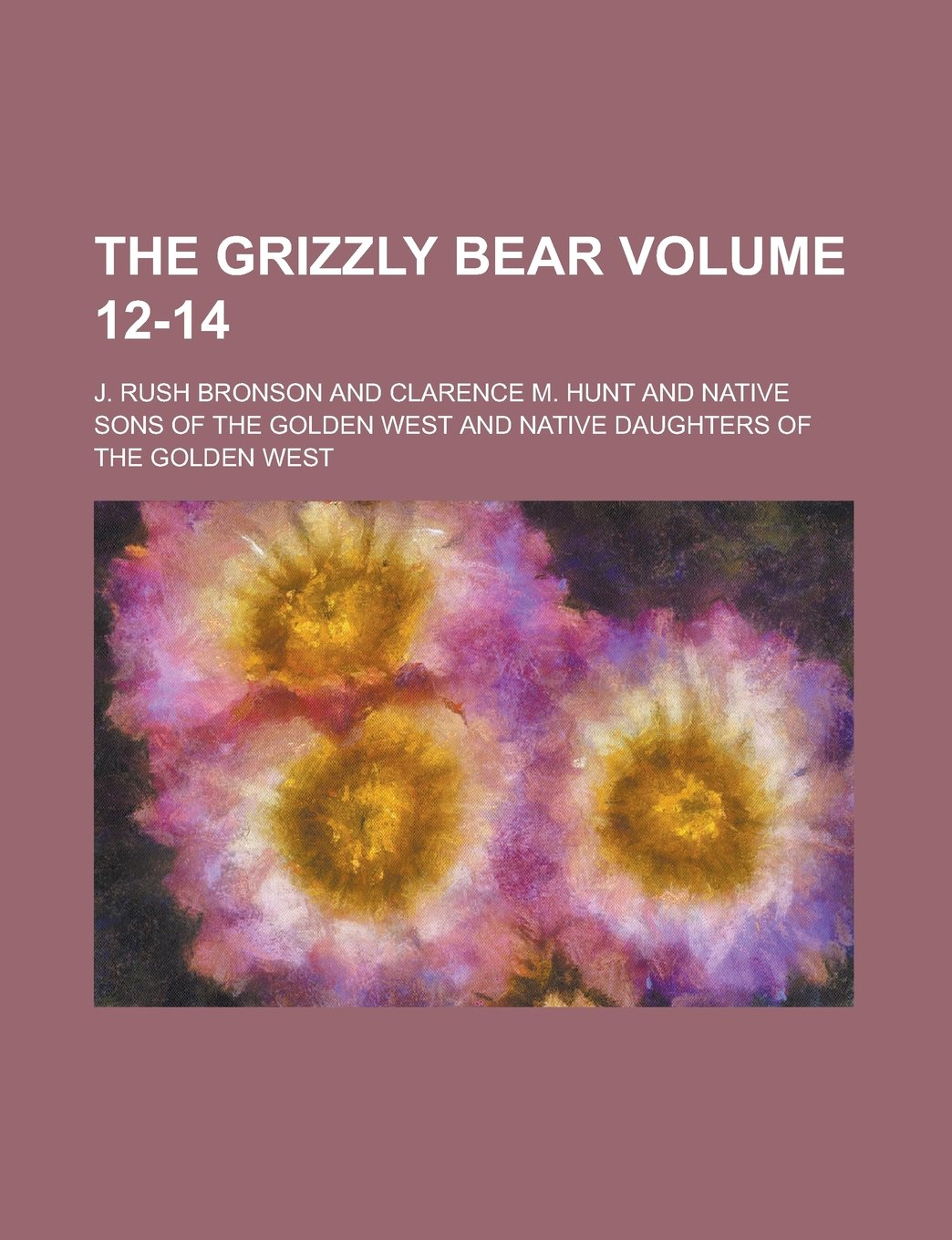 The Grizzly Bear Volume 12-14 PDF