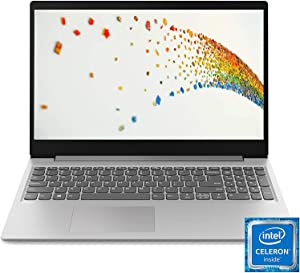 "Lenovo Ideapad S145 Premium Laptop Computer PC, 15.6"" HD Anti-Glare Display, Intel Celeron 4205U 1.8GHz, 8GB DDR4 16GB Optane PCIe SSD 500GB HDD, HDMI Dolby Audio 720p HD Webcam WiFi BT 4.1 Win 10"
