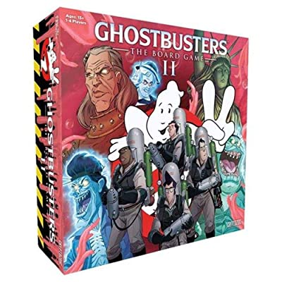 Cryptozoic Entertainment Ghostbusters 2 Board Game Board Games: Toys & Games