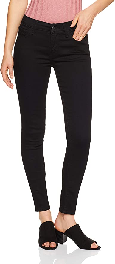 Levi's 李维斯 710系列 女式超紧身牛仔裤 3折$17.79 海淘转运到手约¥171
