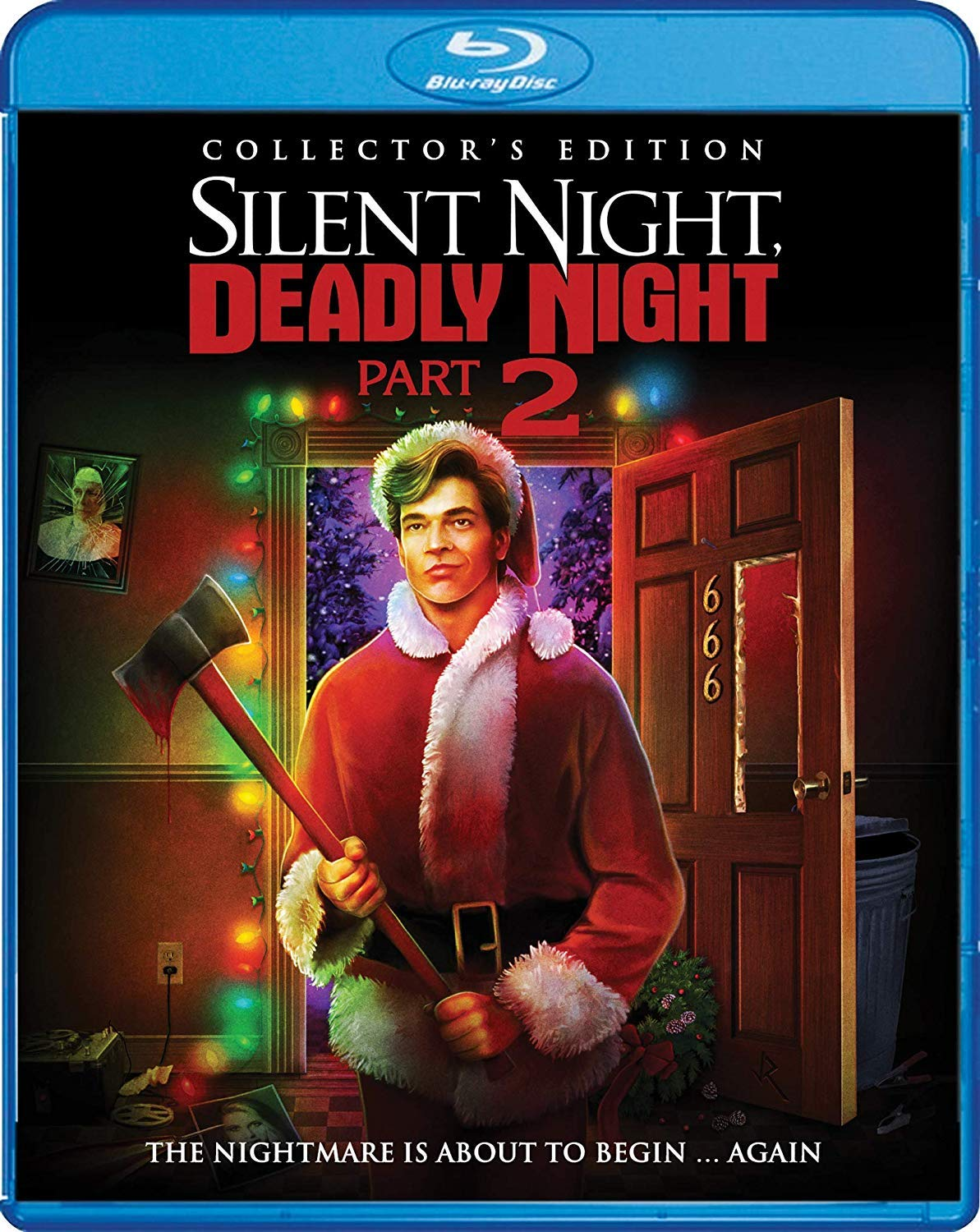 Blu-ray : Silent Night, Deadly Night, Part 2 (Collector's Edition, Widescreen)
