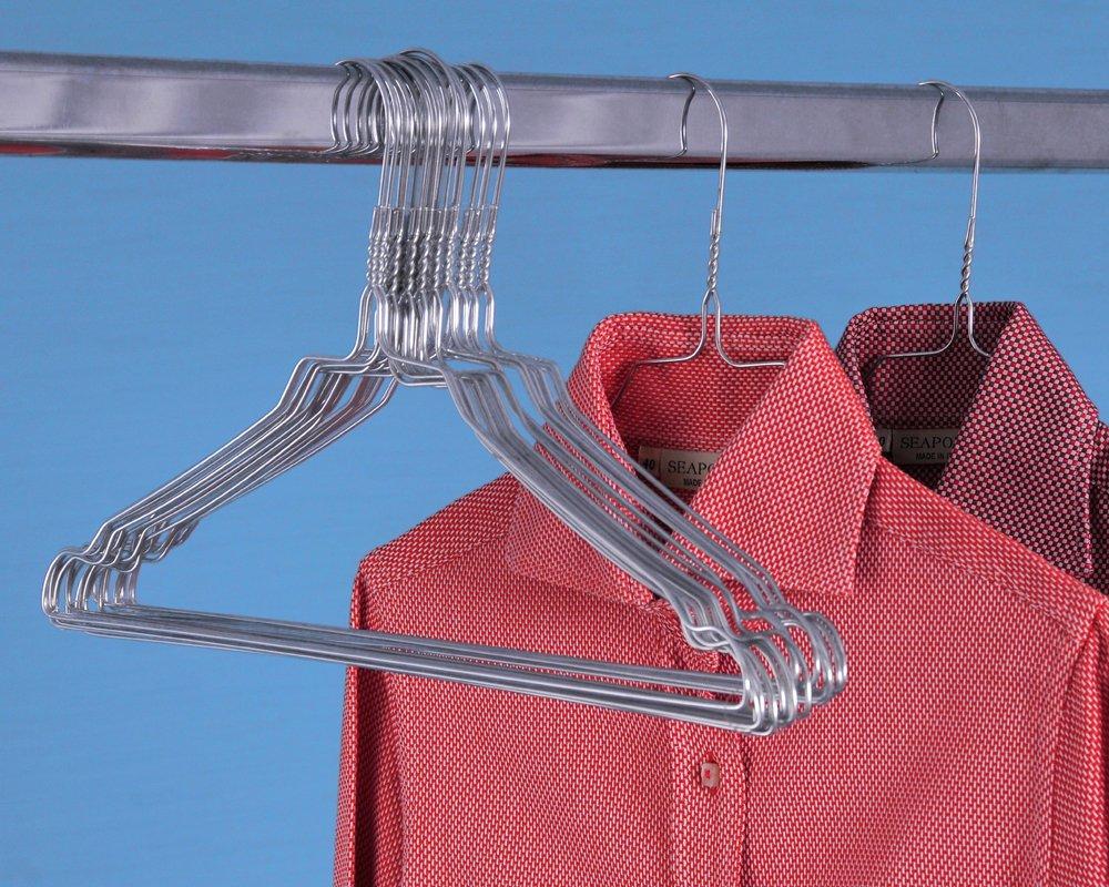 Chemital grucce in metallo da lavanderia organizzazione armadio e