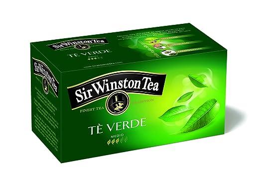 3 opinioni per Sir Winston T㨠Verde- 24 Filtri [42 gr]