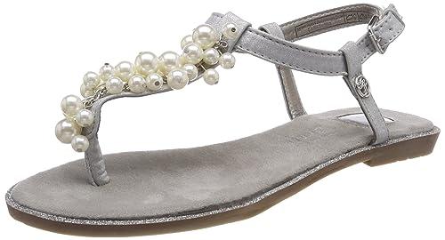 Tom Tailor 4890303 amazon-shoes bianco Estate Tienda De Liquidación owMwR3ATh