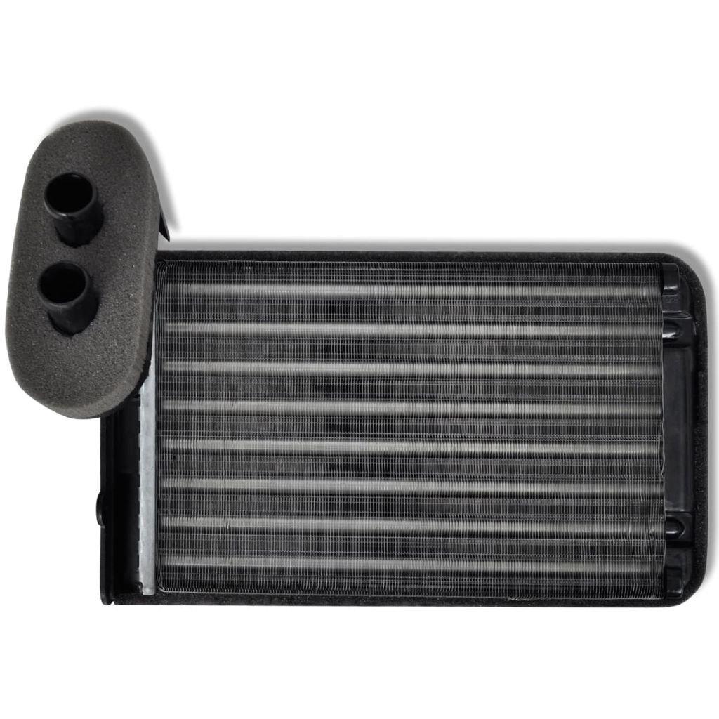 vidaXL Radiatore Scambiatore di Calore Motore Auto in Alluminio