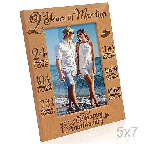 2 Year Anniversary Gift: 2 Yr Anniversary Gift: Amazon.com