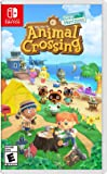Animal Crossing: New Horizons - Nintendo Switch (Renewed)