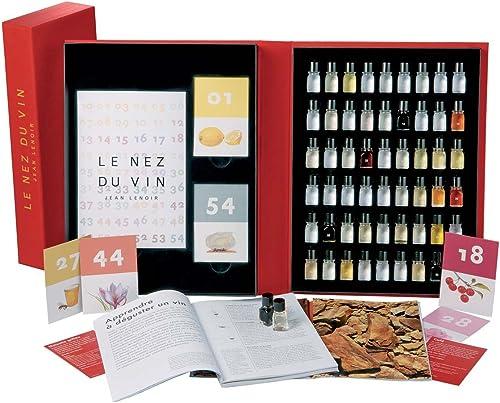 Le nez du vin 54 Wine Aroma - Master Kit