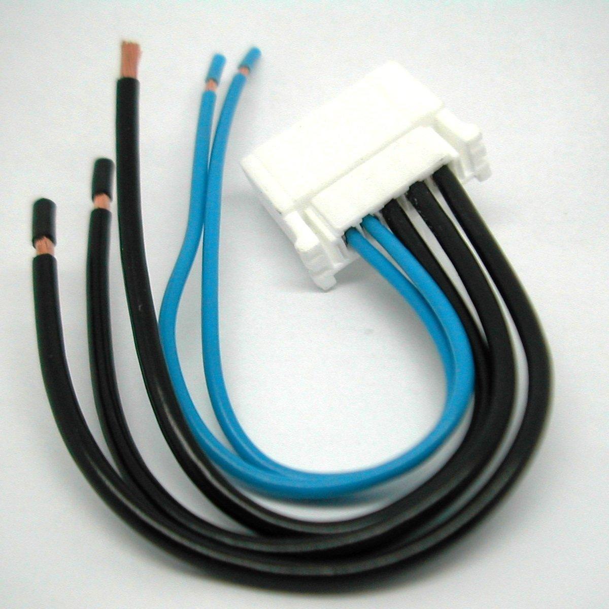 QDI Heater Blower Resistor Wiring Harness Loom repair kit plug ...