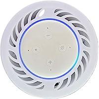 Suporte Apoio Stand De Teto de Embutir para Echo Dot 3 Futurista modelo 2021 em Acrílico