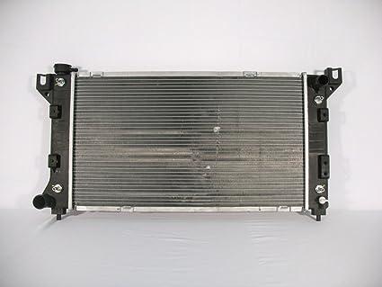 TYC 1862 Replacement Radiator