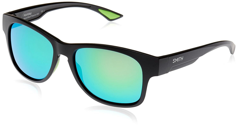 c59e729147ba7f SMITH Holiday Z9 003 54, Montures de lunettes Homme, Noir (Matt Black Green  Multilaye)  Amazon.fr  Vêtements et accessoires