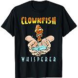 Funny Clownfish Whisperer Clown Fish Tank Aquarium Aquarist T-Shirt