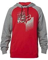 Fox Racing Mens Dirt Burn BF Fleece Hoody Pullover Sweatshirt