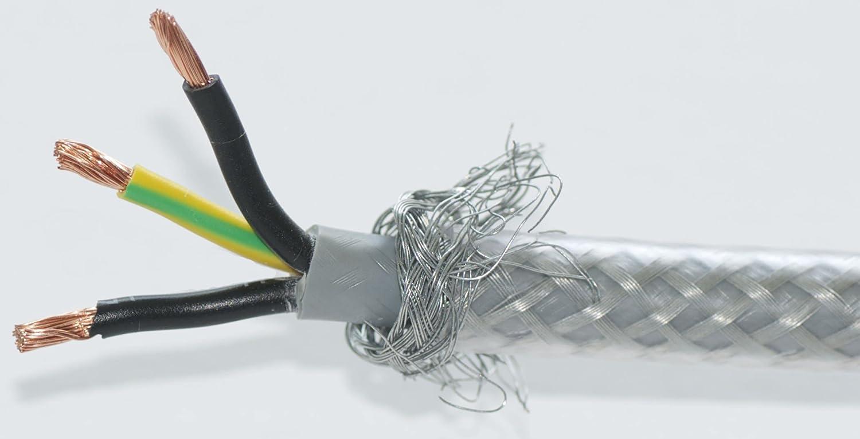 2,5 mm 3 core SY câble flexible par mètre