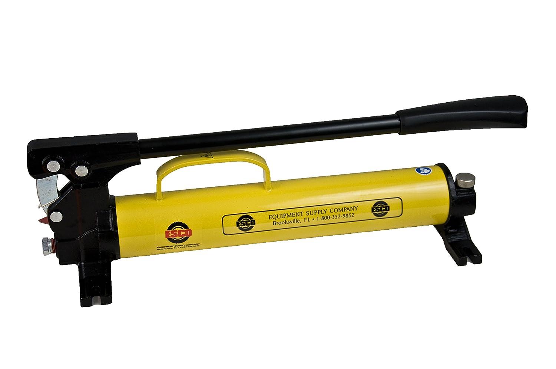 ESCO Hand Operated Hydraulic Pump