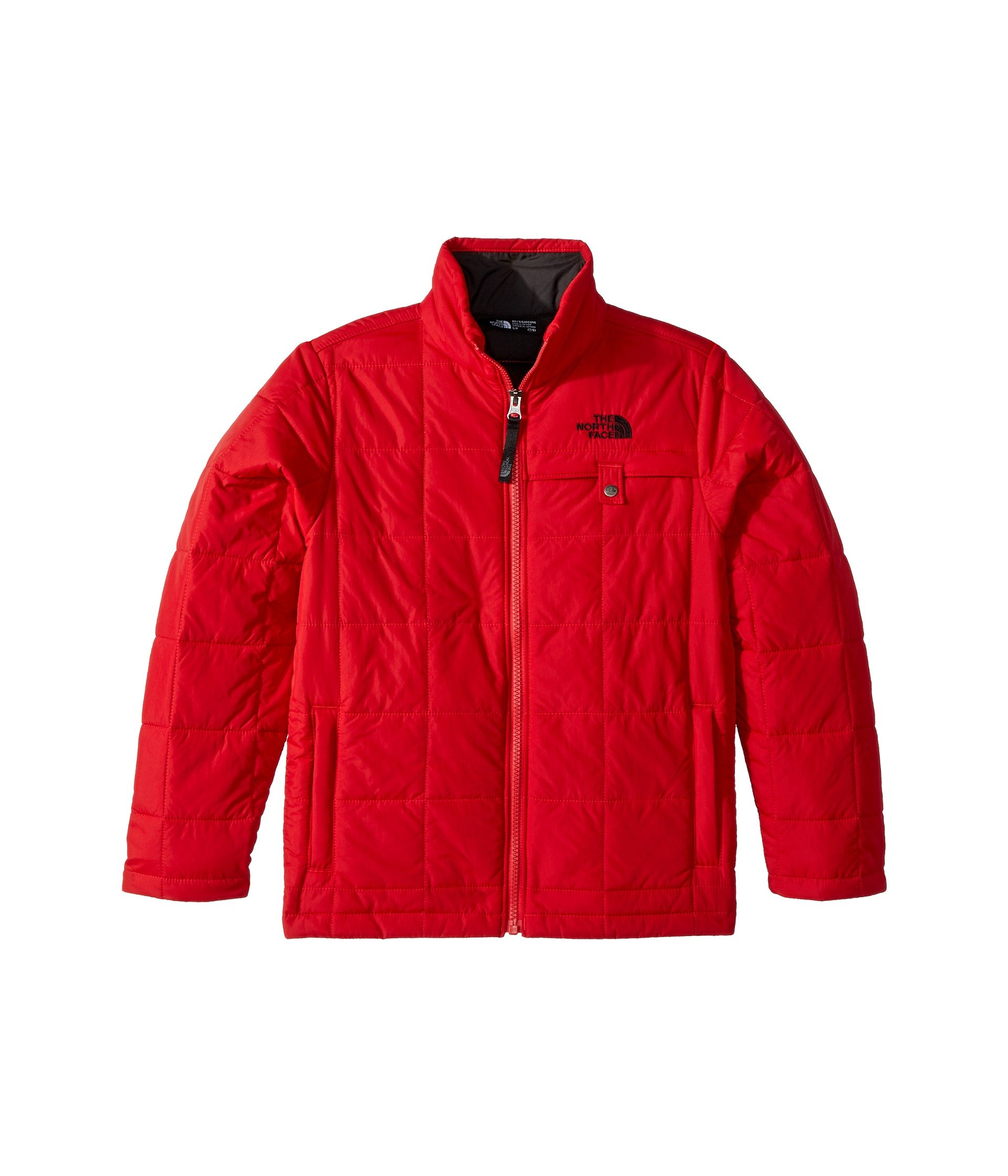 The North Face Kids Boy's All Season Insulated Jacket (Little Kids/Big Kids) TNF Red X-Large