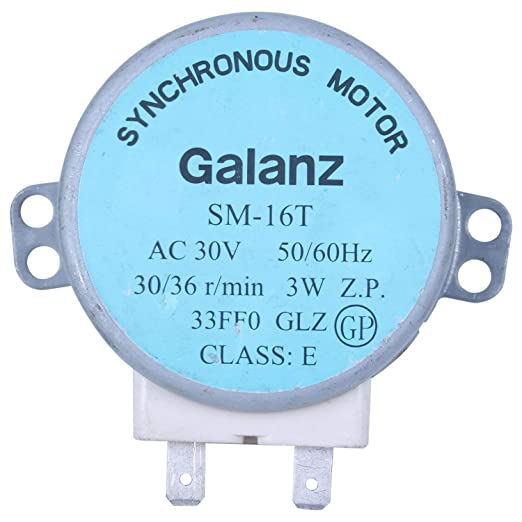 Cikuso Sm-16t AC 30v 3.5 / 4w 30/36 r/min Motor sincrono para Galanz el Horno microondas
