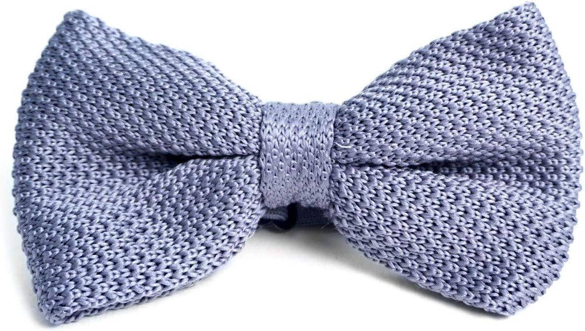 ربطة عنق للرجال هيبستر محبوك مسبقاً بعقدة شريطية