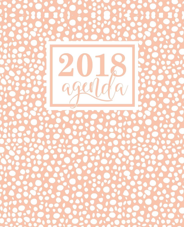 Amazon.com: Agenda: 2018 Agenda settimanale italiano: Avorio ...