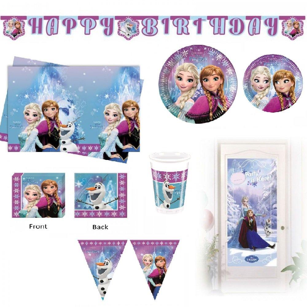 Pack de decoración desechable para fiesta de cumpleaños ...