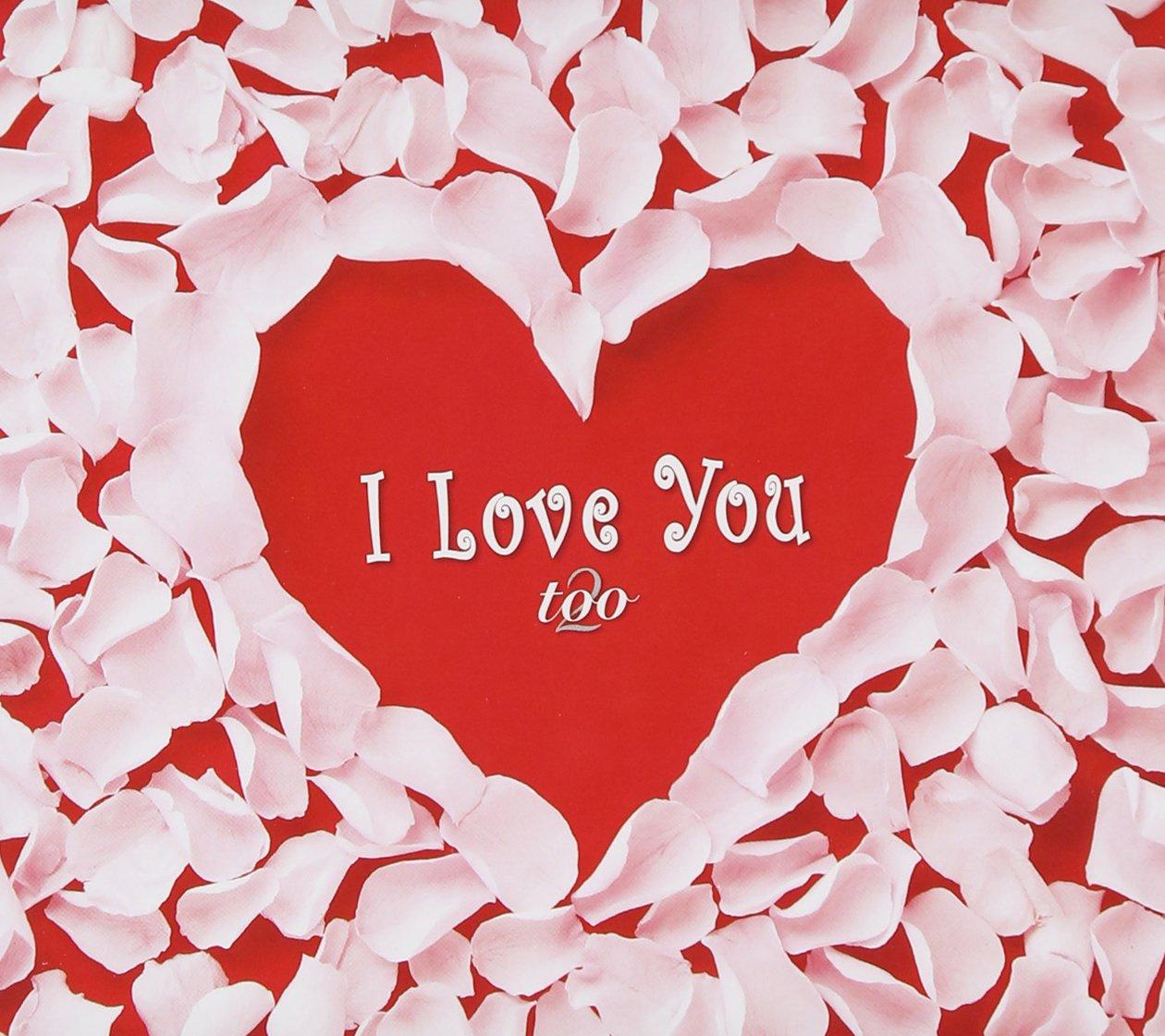 v a i love you too amazon com music
