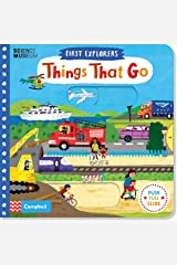 Things That Go (First Explorers) Board book