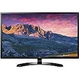 LG 32-Inch Full HD 1920 x 1080 IPS Professional Monitor with Display Port, HDMI, D-Sub, USB 2.0 Inputs, On-Screen Control, Screen Split 2.0, VESA Wall-Mount Compatible, Black