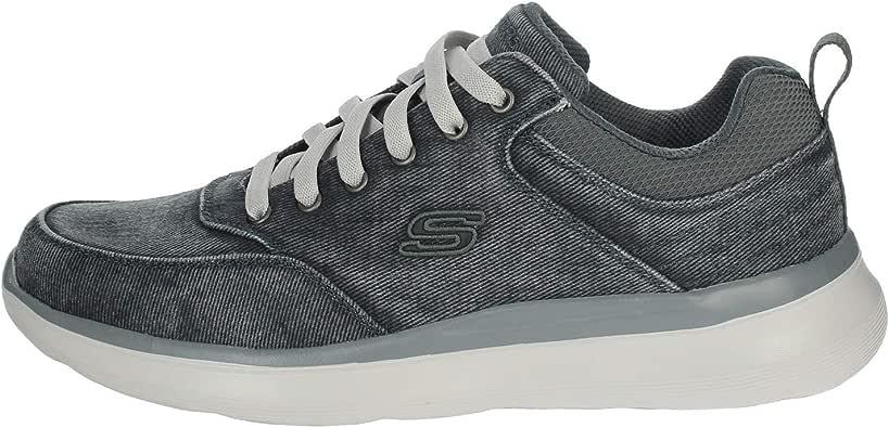 Skechers Delson 2.0 Kemper, Zapatillas para Hombre: Amazon.es: Zapatos y complementos