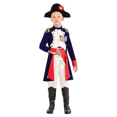 Kid's Napoleon Bonaparte Costume: Clothing