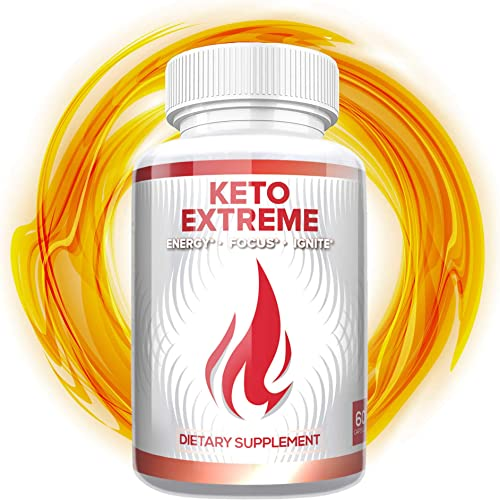 MCM Nutrition – Exogenous Ketones Supplement BHB – Caffeine Free and Suppresses Appetite – Instant Keto Mix That Puts You into Ketosis Quick Helps with The Keto Flu Fruit Punch – 15 Servings