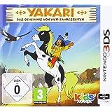 Yakari: Das Geheimnis von Vier-Jahreszeiten (3DS)