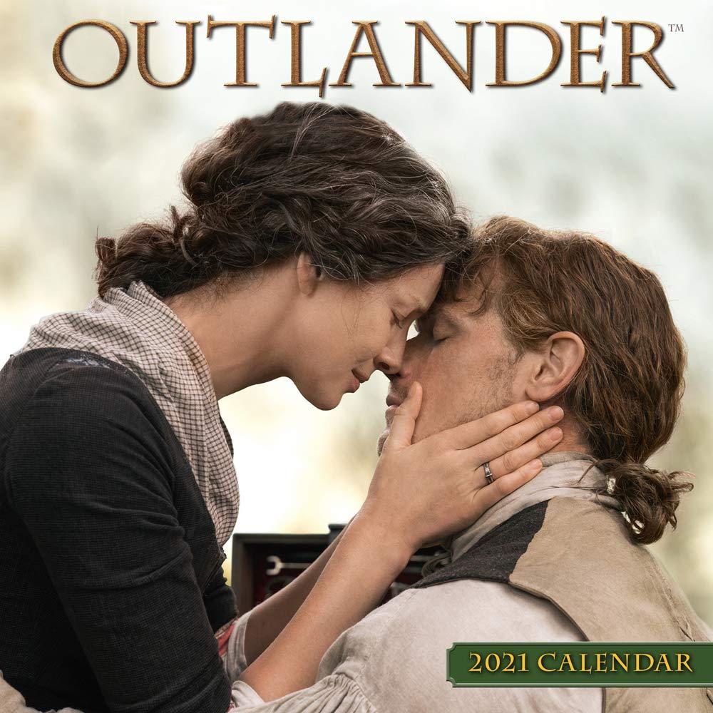 2021 Outlander Mini Calendar: Starz: 9781531911423: Amazon.com: Books