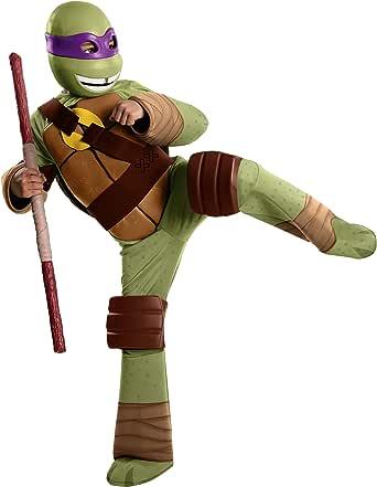 Teenage Mutant Ninja Turtles Deluxe Donatello Costume