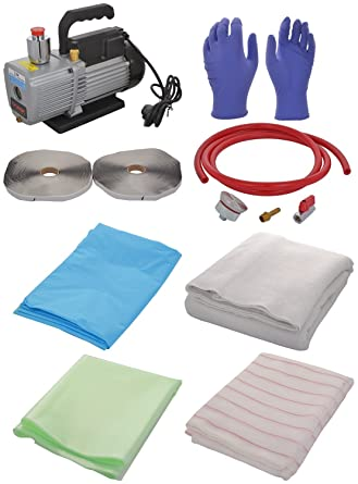Vacuum bagging kit 14 hp diy do it yourself kit for carbon vacuum bagging kit 14 hp diy do it yourself kit solutioingenieria Image collections