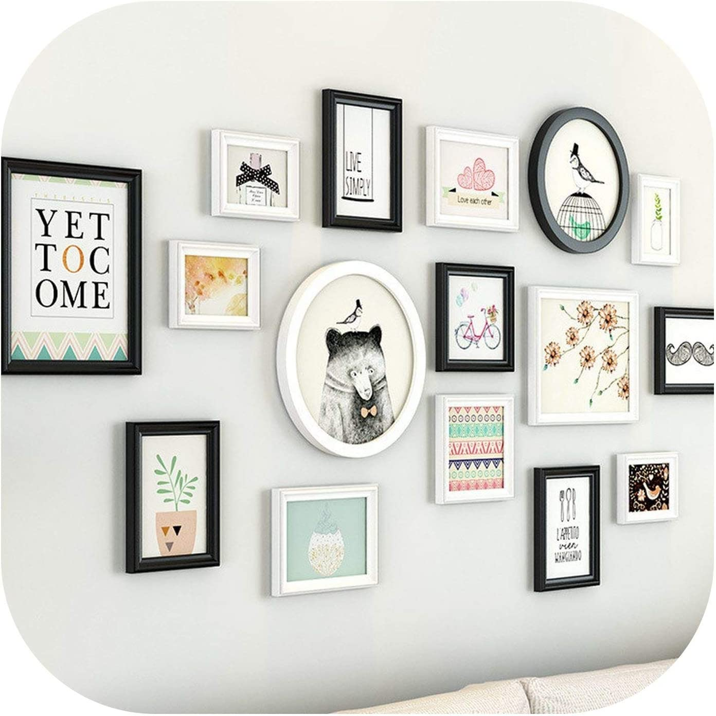 How To Decorate A Frame Walls