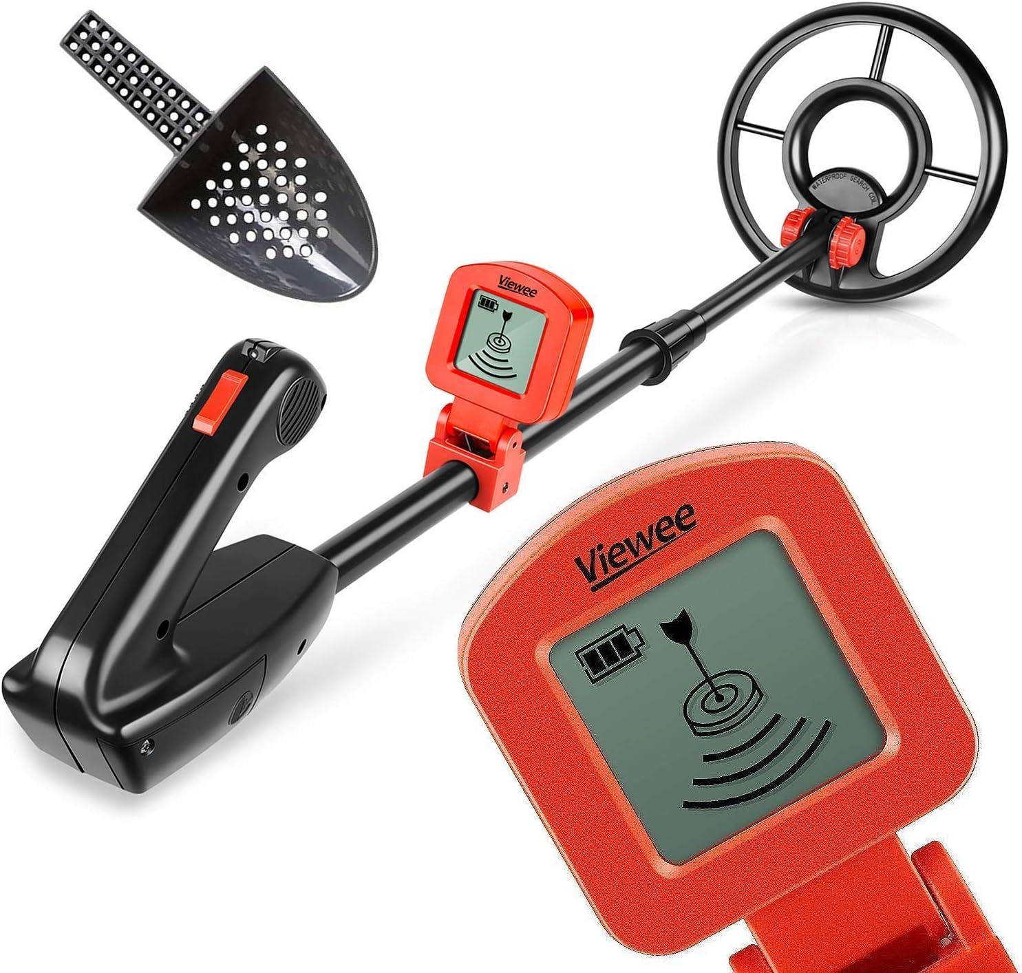 Viewee Metal Detector for Kids