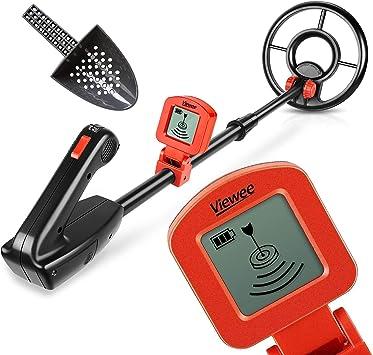 VIEWEE - Detector de Metales para Jóvenes Pequeños Impermeable ...