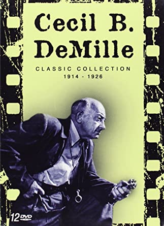 Pack: Cecil B. Demille (Incluye 12 Películas) [DVD]: Amazon.es ...