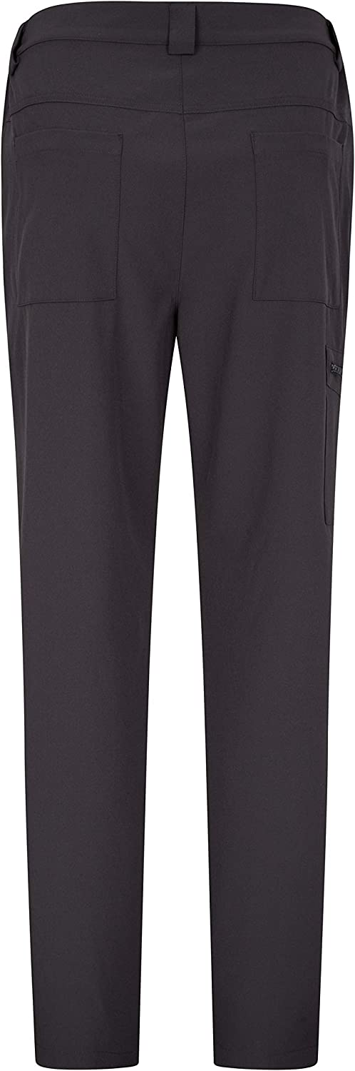Mountain Warehouse Stride Mens Stretch Extra Long Pants Lightweight